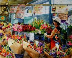 Pike Place - Terrece Beesley