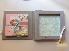 December Daily, Mini Albums, Frame, Home Decor, Different Types Of, Canvases, Xmas, Picture Frame, Decoration Home
