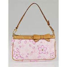 7c2315d95044 monogram cherry blossom louis vuitton pochette - Bing Images. Still my  favorite little bag.