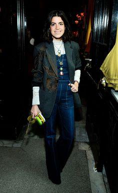 Las mejor vestidas de la semana - Leandra Medine