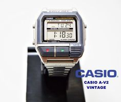 NEW-VINTAGE-CASIO-COLLECTION-A-V2-EASY-REC