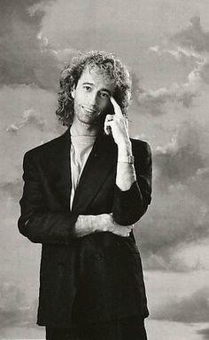 Robin Gibb Anos 80