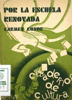 """""""Por la escuela renovada"""", Valencia, Cuadernos de Cultura, 1931 (Cuadernos de Cultura. Sección Educación)."""