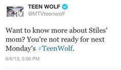 Teen wolf - OMG!!!