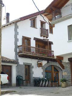 Navarra - Burgui - Valle del Roncal