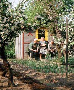 Früher waren Kleingärten nur was für Ältere (Rechte: dpa)