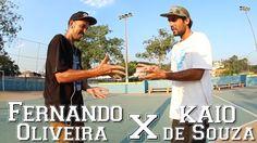 PRONTO PRO GAME - Fernando Oliveira x Kaio de Souza - SKATE
