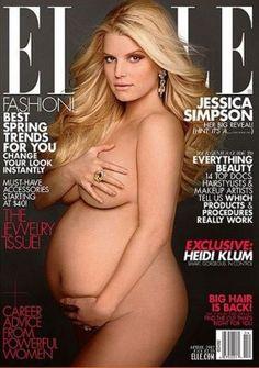 Jessica Simpson, pregnant