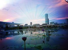 Singapore ... Marina Bay
