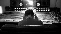 Thom Yorke's Recording Studio