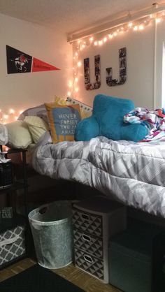 Cute girls college dorm room
