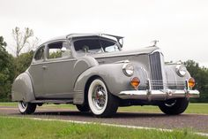 1941 PACKARD 120 - Barrett-Jackson Auction Company - World's Greatest Collector Car Auctions