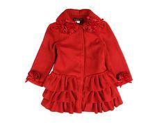 Biscotti Polar Fleece Jacket (Little Kids) Red