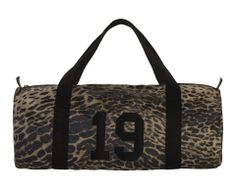 Leopard print is here for the glamorous style. Share your ideas: What does 19 stand for?