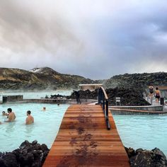 """Kathryn Steed on Instagram: """"Dreaming of the blue lagoon #tbt #Iceland #missingmysquad"""""""