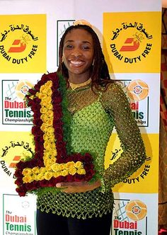 Venus Williams is the 1st African-American to hold the #1 ranking in tennis. #tennis
