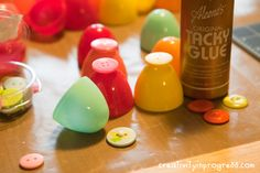 With the spring almost upon us, stores will soon be filled with Easter themed items. Check out how you can upcycle those plastic eggs meant for candy and turn them into these cute DIY Easter projects.