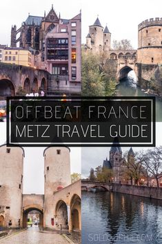 Metz Travel Guide: Best things to do in Metz, Grand-Est, Northeastern France. Imperial quarter, centre pompidou-metz, one of the largest cathedrals in France, etc.