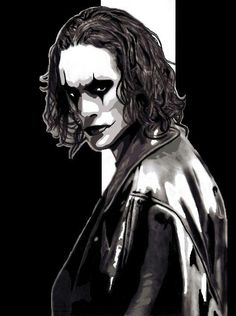 The crow by a friend