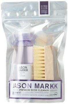 JWONGBOUTIQUE JASON MARKK PREMIUM SHOE CLEANER 4 OZ WITH BRUSH Jason Markk http://www.amazon.com/dp/B00D12KGVW/ref=cm_sw_r_pi_dp_mLSdwb0N79CHN