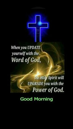 The power of god💙 morning greetings quotes, good morning quotes, morning sayings, Prayer Verses, Faith Prayer, Prayer Quotes, Bible Verses Quotes, Spiritual Quotes, Faith Quotes, Bible Scriptures, Positive Quotes, Good Morning Prayer