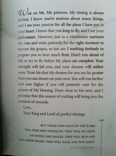 Isaiah 40:31..wow..beautifully written. Love this for the single woman waiting and trusting God for the man he has for her.