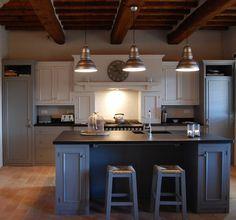 Cucina Skyline : Utensili da cucina di Porte del Passato