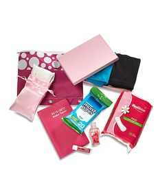 Love this My First Period Kit with Menstrual Underwear by PantyProp on #zulily! #zulilyfinds