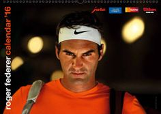 An exclusive image of Roger for every month of the year The official Roger Federer Fan Calendar 2016 features the...