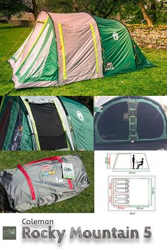 This is quite an impressive little tent - especially for under £300