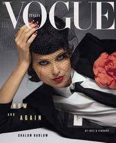Vogue Magazine Covers, Fashion Magazine Cover, Fashion Cover, Vogue Covers, Shalom Harlow, Kirsty Hume, Vogue Us, Vogue Fashion, Fashion 2018