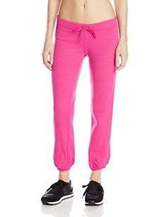 New Trending Pants: MJ Soffe Womens Football Capri, Fuchsia Purple, Medium. MJ Soffe Women's Football Capri, Fuchsia Purple, Medium  Special Offer: $11.00  444 Reviews You can wear these fleece Capri pants all year round. 7.5 oz. Lightweight fleece with contrasting logoLow rise styling with contrasting drawstring25 and 1/2 inseam