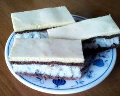 Koláčik pre všetkých, ktorí ľúbia kokos, pečený spolu s náplňou. Cheesecake, Dairy, Desserts, Food, Basket, Tailgate Desserts, Deserts, Cheesecakes, Essen