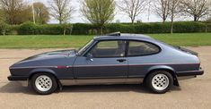 Ford Capri Injection on pepperpots Classic Fords For Sale, Classic Cars, Thor Cake, Veteran Car, Float Your Boat, Ford Capri, Old Fords, Hot Cars, Vintage Cars