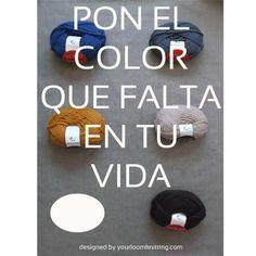 Pon Color en tu vida! #creatividad