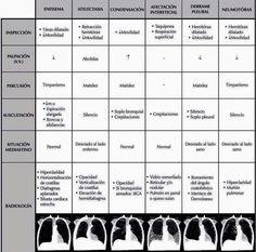 Sx pleuropulmonar