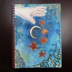 Art journal cover1