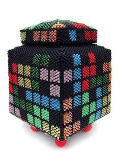 Julia D. Pretl - box - Pattern for sale.