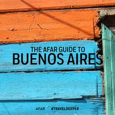Traditionally, it's the world capital of tango. These days, thanks to a vibrant urban art scene and nightclubs spurring on musical innovation, cool kids from all over the globe look to Buenos Aires as a style capital of Latin America.