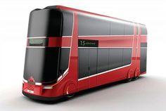 2013 Futuristic-Honda-Puyo-London-Bus-Design a