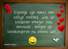 Eigenlijk.... Funny Babies, Cute Babies, Dutch Words, Words Quotes, Thoughts, Life, Baby Humor, Grandchildren, Type 3