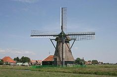 Flour mill De Koker / Zwarte Hengst, Wormer, the Netherlands.