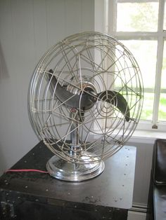 #Vintage 1950 Hunter Fan  #antique