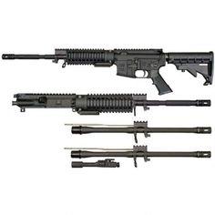 Windham Weaponry Multi-Caliber Rifle AR Platform Rifle RMCS-3 5.56mm NATO (accepts .223 Remington) / .300 AAC Blackout / 7.62x39 Soviet