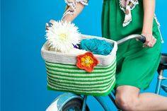 Bicycle Basket - Media - Crochet Me