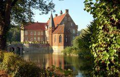 Burg Hülshoff, bei Münster Westf.