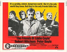 [ FRIENDS OF EDDIE COYLE POSTER ]