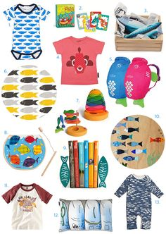 Fab fishy finds for kids! | Style My Child
