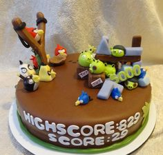 16 Stunning Birthday Cakes Designs