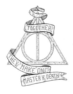 drawings of harry potter stuff - Google Search